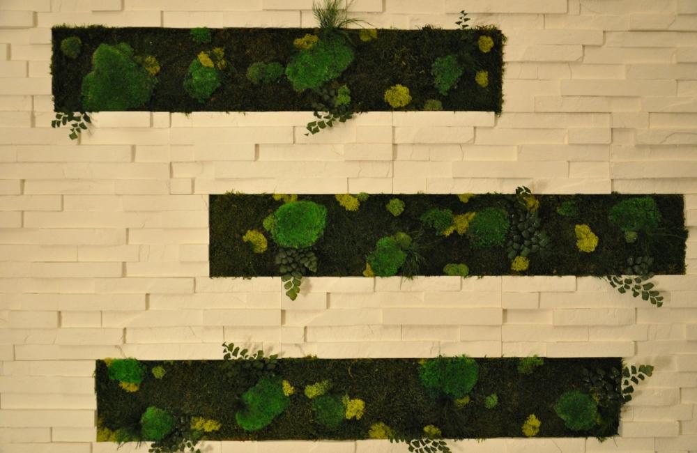 D coration mariage v nements et architecture d 39 int rieur for Decoration murale vegetale